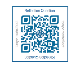 QR reflection
