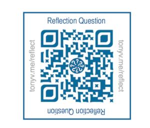 QR reflection