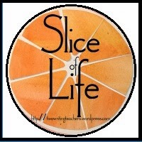 Join other teachers each Tuesday,  and share a slice of your life.